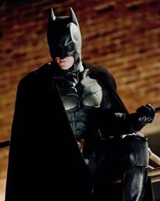 'The Dark Knight Rises' - Batman