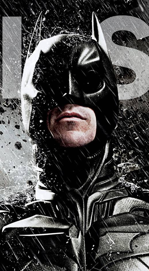 'The Dark Knight Rises' character rundown