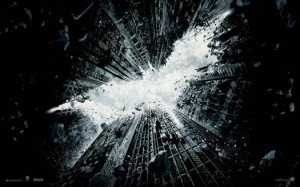 'The Dark Knight Rises' original promo art 00