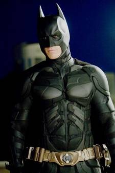 'The Dark Knight' blu-ray review batsuit