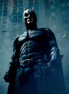 'The Dark Knight' blu-ray review- the batsuit