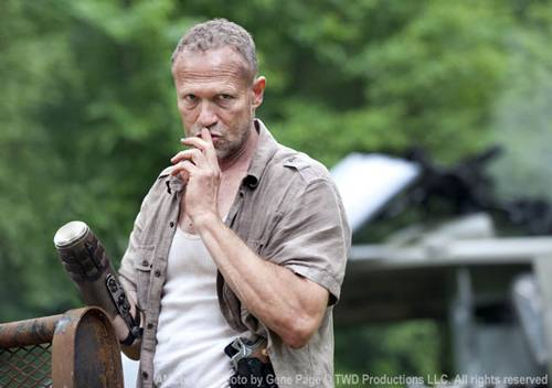 'The Walking Dead' season three preview pic - Merle Dixon