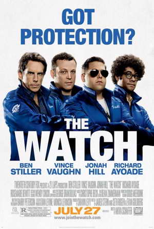 The Watch movie poster