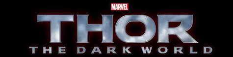 Thor The Dark World - movie news logo