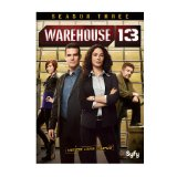 'Warehouse 13' S3 on DVD