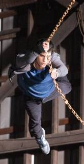 movie review - Andrew Garfield in The Amazing Spider-Man