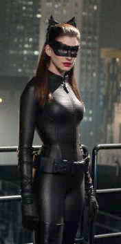 movie review - Anne Hathaway in The Dark Knight Rises