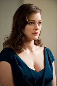 movie review - Marion Cotillard in The Dark Knight Rises