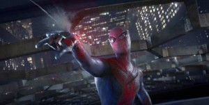 movie review of 'The Amazing Spider-Man' from BruSimm