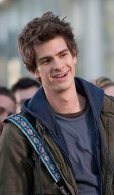 movie review of 'The Amazing Spider-Man' w Andrew Garfield