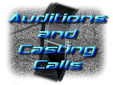 Auditions and Casting Calls 225