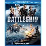 Battleship on Blu-ray