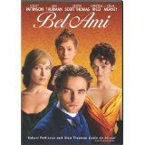 Bel Ami on Blu-ray and DVD