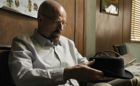 Breaking Bad TV review, Bryan Cranston as Walter White