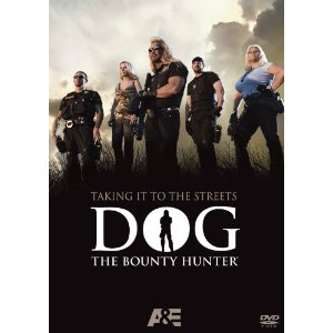Dog The Bounty Hunter Taking it to the Streets DVD 00