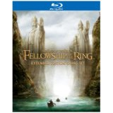 Fellowship of the Ring on Blu-ray