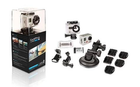 GoPro Camera Give away - Moto PKG