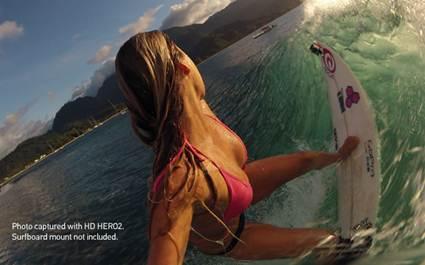 Surfboard Beauty - GoPro sample image