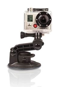 GoPro w SuctionCup (Free Camera Give Away)