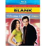 Grosse Pointe Blank on Blu-ray