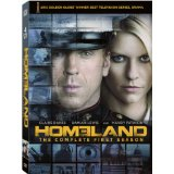 Homeland season 1 on DVD