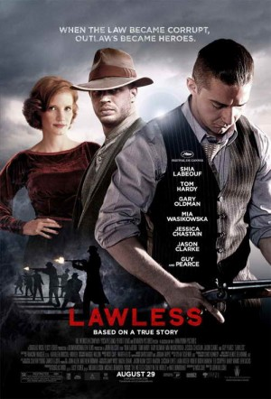Lawless 2012 movie 500w