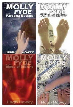 Molly Fyde Series from Hugh Howey, a review