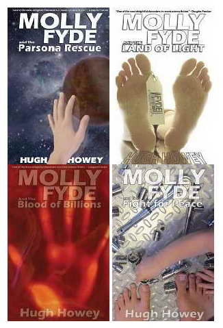 Molly Fyde, The Bern Series from Hugh Howey, a review