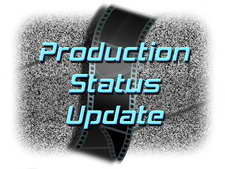 Movie production status update