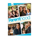 Parenthood season three on DVD