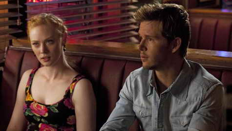 Ryan Kwanten and Deborah Ann Woll in True Blood episode Gone Gone Gone 0