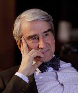 Sam Waterston in The Newsroom