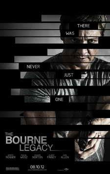 The Bourne Legacy movie reviews