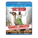 The Dictator on Blu-ray