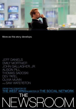 The Newsroom on HBO