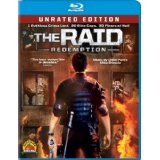 The Raid Redemption on Blu-ray and DVD