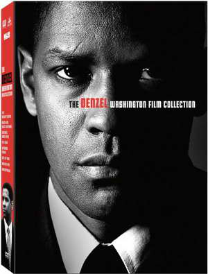 Denzel Washington DVD film collection from FOX