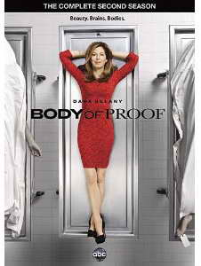 Body of Proof season two on DVD