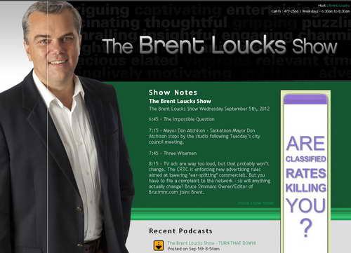 Brent Loucks Show
