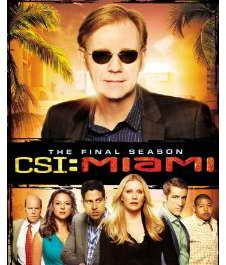 CSI Miami - why was it cancelled