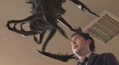 Chris Marquette - Infestation movie review