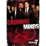 Criminal Minds season 7 on DVD
