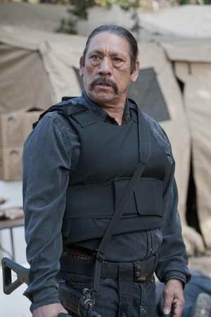 Danny Trejo in Sons of Anarchy as Romeo Parada