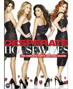 Desperate Housewives s8 on DVD