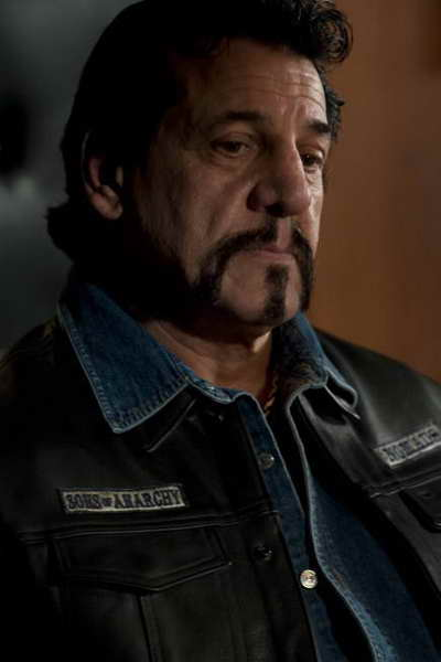 Frank Zito in Sons of Anarchy season five