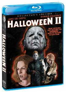 Halloween II Collectors Edition Blu-ray