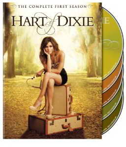 Hart of Dixie The Complete First Season on dvd