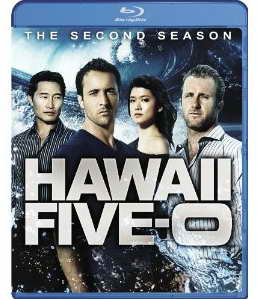 Hawaii Five-0 season two on Blu-ray