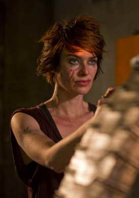 Lena Headey in Dredd 3D movie
