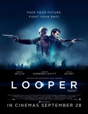 Looper movie promo